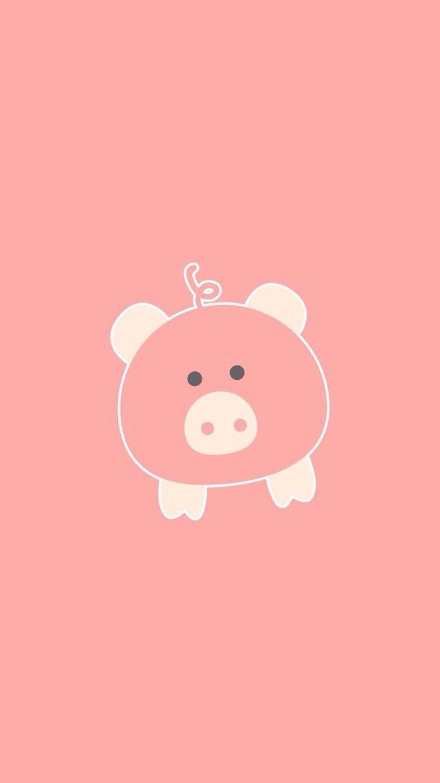 свинки обои на телефон