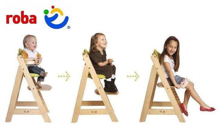 Detská rastúca stolička SIT UP - SCONTO NÁBYTOK