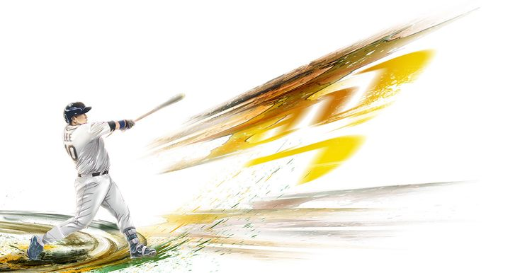 "Lee Dae-ho < Sports illustration >  ""BAEKHO"" is the west and autumn, and gold and white. He has a powerful batting ability and always has the ability to control opponents with advanced skills."