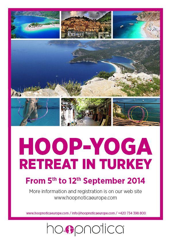 Hoop vacations @ hoopnoticaeurope.com & www.hoopgalaxy.com