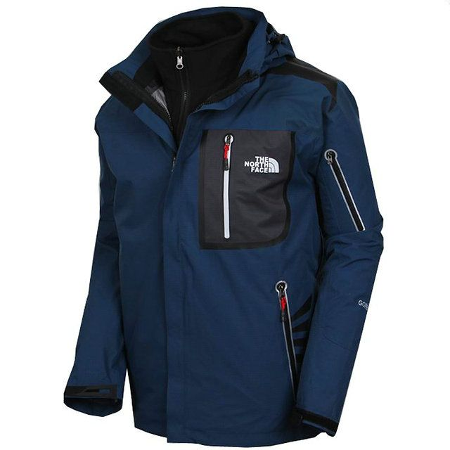 Cheap 2012 Men North Face Gore Tex Water Blue Jacket uk   http://www.outdoorgeargals.com