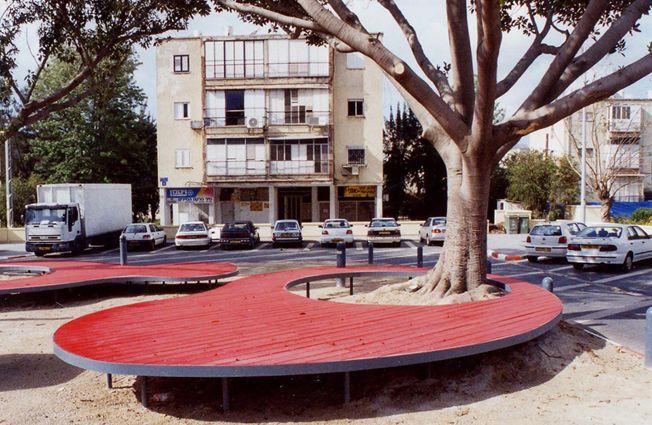 TeMA, Architecture, Urban landscape design - Projects - Gayassot Square & Sayarim Square