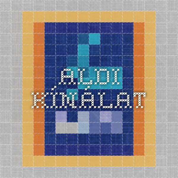 ALDI - Kínálat