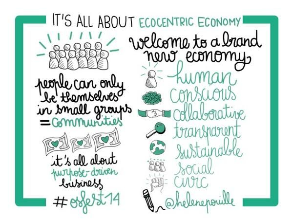 Welcome to a brand new economy!