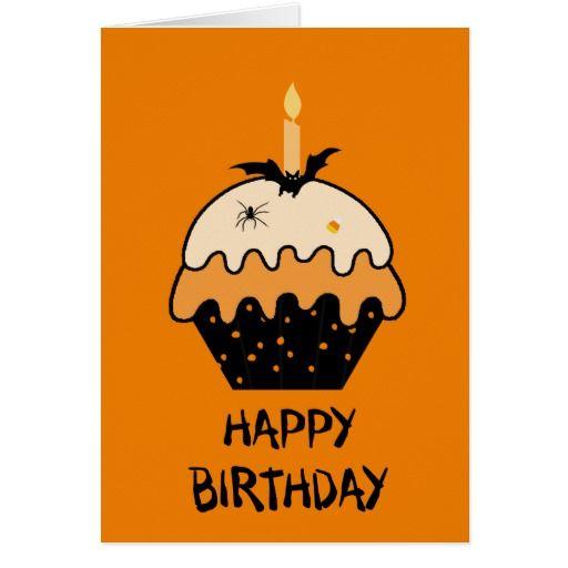 названию этих день рождения в хэллоуин открытка должна