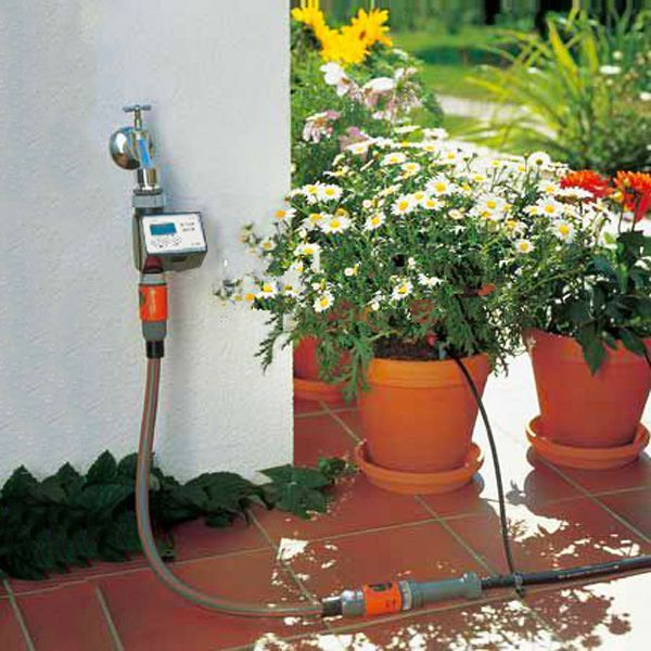 Automatic Watering Timers Gardening Plant Irrigation Controller #WateringTimers