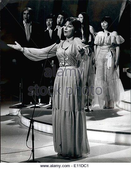 Eurovision Song Contest 1977 : Marie Myriam