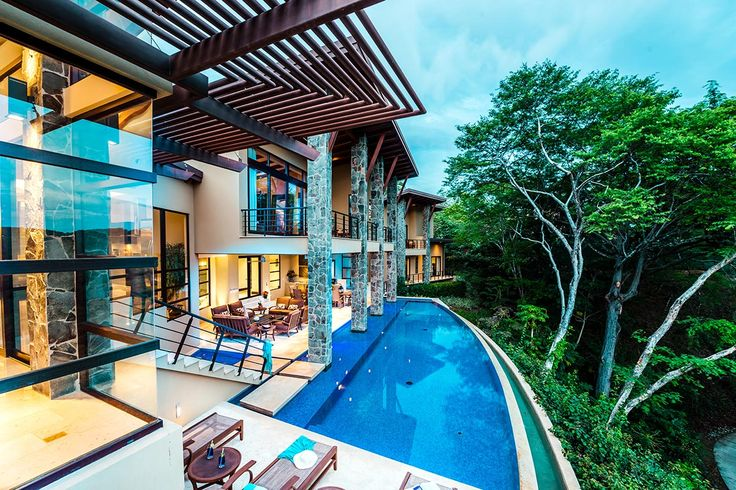 "The famed ""pura vida"" of Costa Rica gets an upgrade of world-class luxury at Casa Pericos."