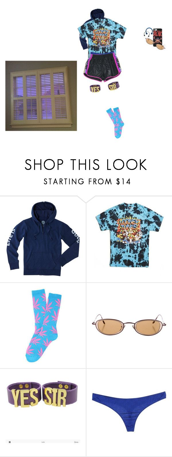 """""""Untitled #212"""" by asterplaster ❤ liked on Polyvore featuring Life is good, 21 Men, HUF, Moschino and Victoria's Secret PINK"""