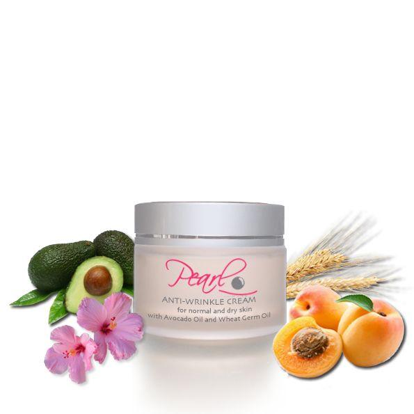 Pearl Natural Anti-Wrinkle Cream