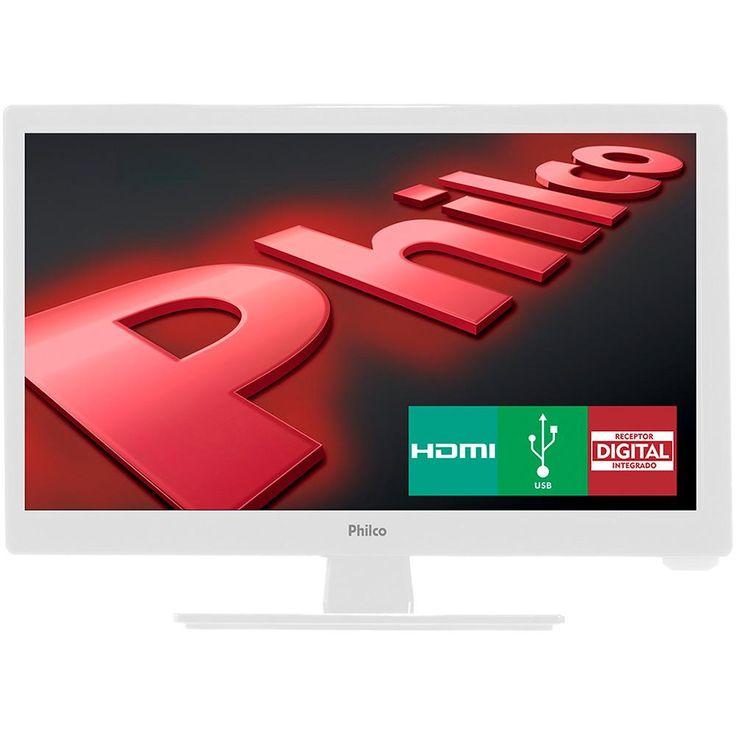 """TV LED 16"""" Philco PH16D10DB HD com - Americanas.com"""