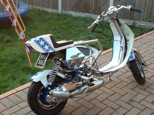 Electric moped uk 13