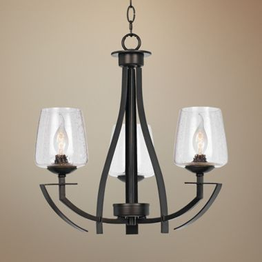 17 Best ideas about Black Iron Chandelier on Pinterest | Buffalo ...:Perry Contemporary Black Iron 20-Inch-W Chandelier,Lighting