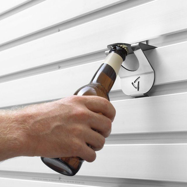 Gladiator GarageWorks Bottle Opener #BottleOpener, #EasyToUse, #Quick