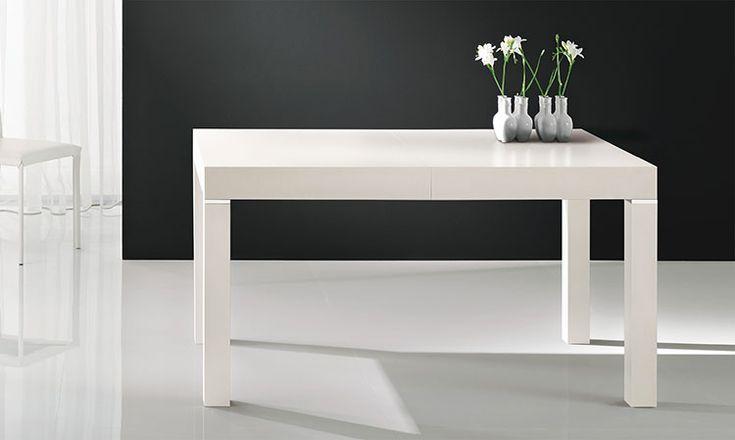 tavoli quadrati allungabili : Tavoli Quadrati Allungabili: 20 Modelli dal Design Moderno ...