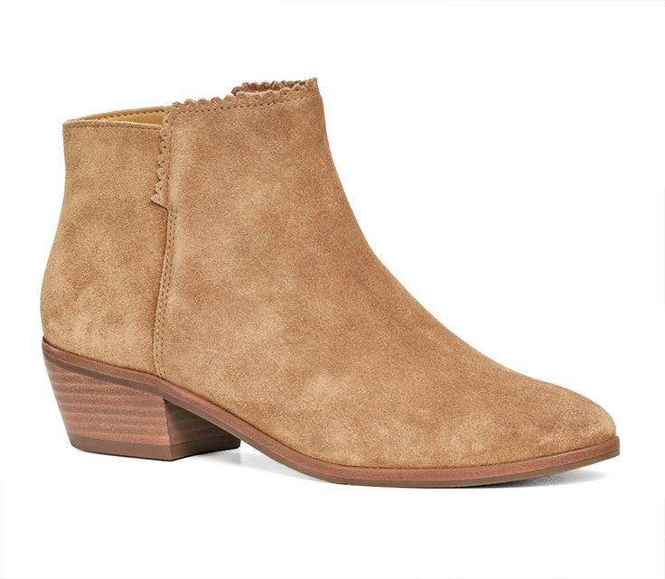 Bailee Suede Bootie | Boots & Booties | Jack Rogers - Jack Rogers USA