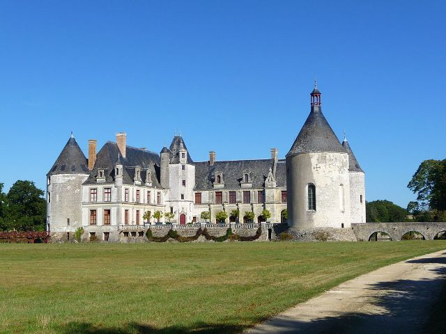Château de la Motte-Sonzay ►► http://www.frenchchateau.net/chateaux-of-centre/chateau-de-la-motte-sonzay.html?i=p