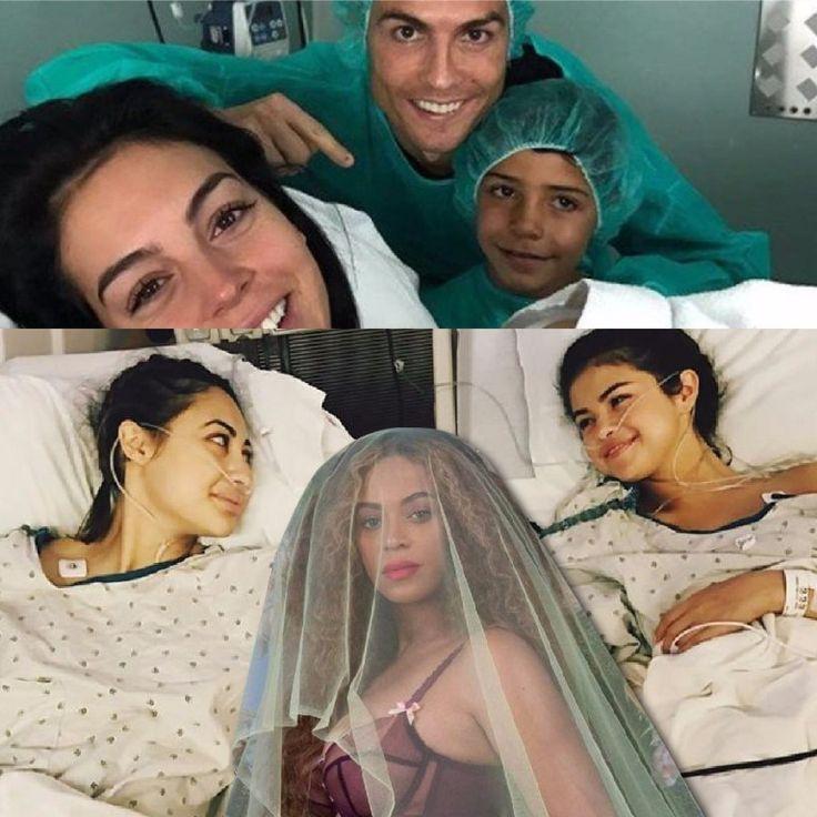 """Beyoncé, Ronaldo y Selena Gómez copan fotos con más """"me gusta"""" en Instagram"""