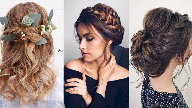 12 Beautiful Prom Hairstyles Ideas 😍 Professional Hair Tutorials 2019 😍