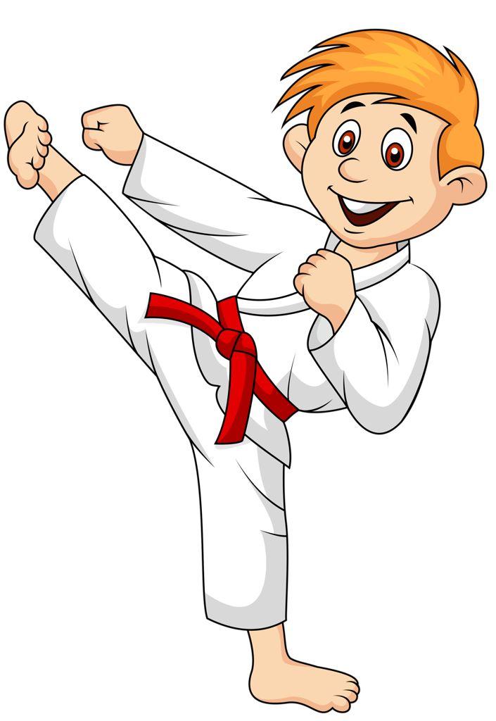 Картинки день, картинки с карате для детей
