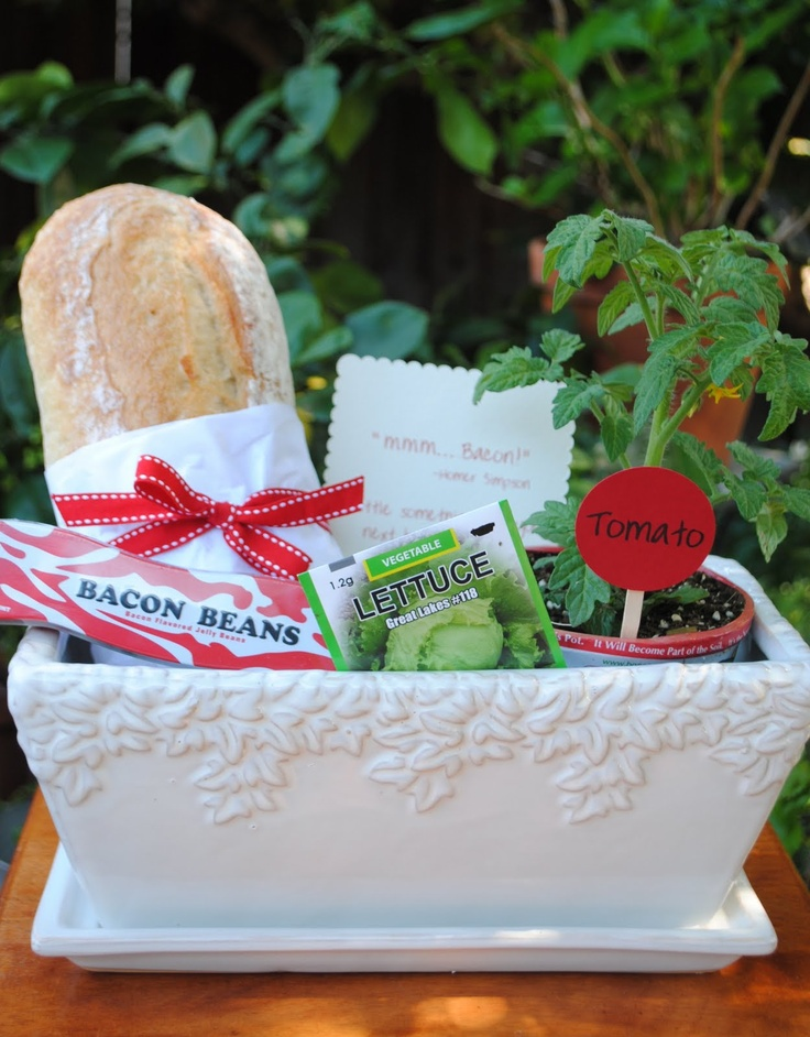 Superior Hostess Gift Ideas For Dinner Party Part - 12: BLT Dinner Party ~ Hostess Gift