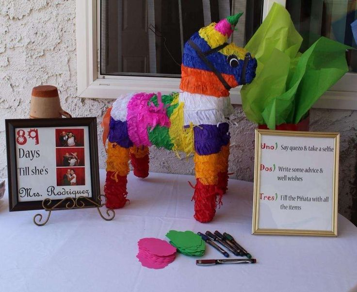 Mexican Fiesta Bridal/Wedding Shower Party Ideas | Photo 6 of 16
