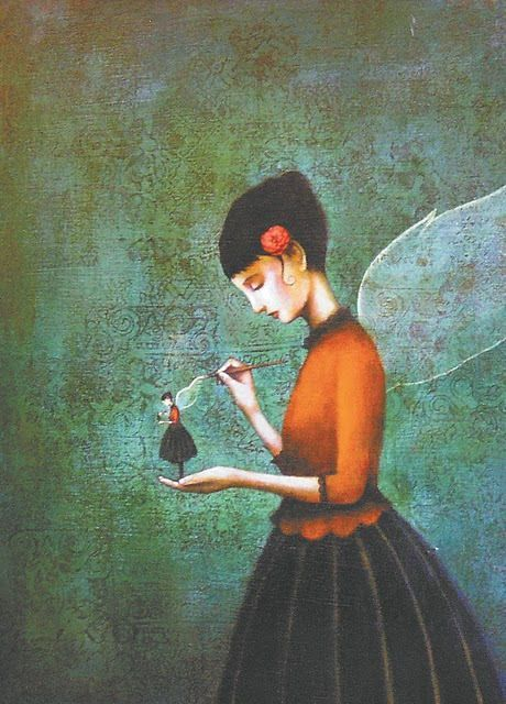 ♨ Intriguing Images ♨ unusual art photographs, paintings & illustrations - Duy Huynh