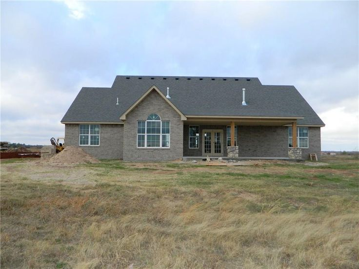 New Construction Of The Satchwell Home Plan 967. #WeDesignDreams