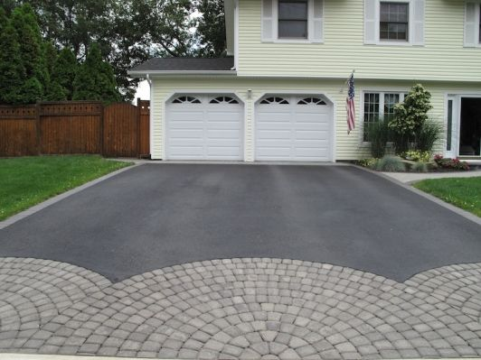 viewing gallery driveways home and garden design ideas - Driveway Design Ideas