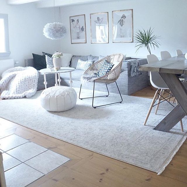 "✨It's time for lunch and I just have to give you an amazing tip about a beautiful woman with a stunning home and a inspirational account ❤️ Check out sweet @designbymirelle for a gorgeous flow and don't forget to push the ""Follow""-button ✨ #sfs #notmypic #onetofollow #scandinavianhome #interiorforinspo #passion4interior #skandinaviskehjem #nordicspace #interior4all #charminghomes #dream_interiors #interior4inspo #interiorwarrior #interior12follow #instahome #interior9508 #finehjem…"