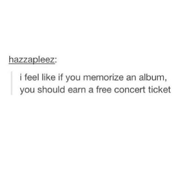 ummm yeah! I'd have a ton of tickets!!! Ooh and the more notes you can hit the better yours seats are!!! <3