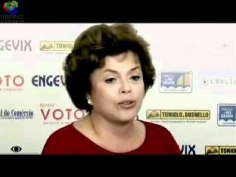 Dilma e suas GAFES (INCRIVEL)