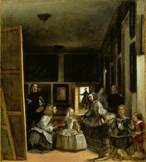 """Las """"otras"""" Meninas: ¿un boceto del propio Velázquez?"""