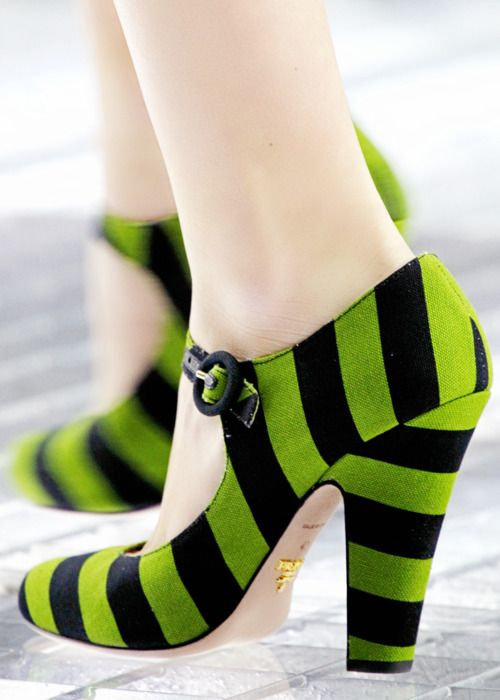 These I know are kind of witchy in nature, but I just loved the boldness of the shoe so much and given the right outfits, these are totally wearable and might even give you that extra positive note in your day!