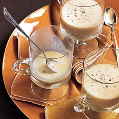 how to make eggnog holiday drink