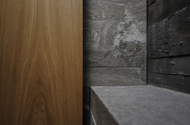 Gallery of Black Concrete: How Attilio Panzeri Creates Contrast with a Specialized Recipe - 39