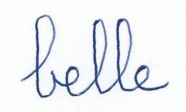 Des polices de caractère cursives à disposition des enseignants – une bonne nouvelle ? :: ecritureparis