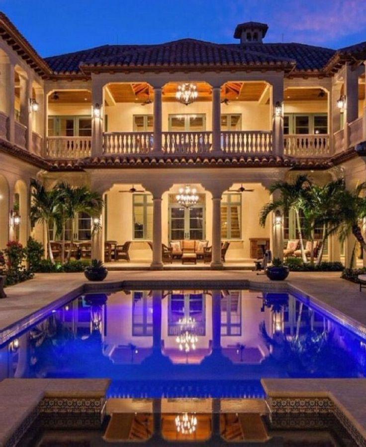 15 Utterly Luxurious Mediterranean Mansion Exterior: 40+ Deluxe And Modern Mediterranean Home Design Ideas