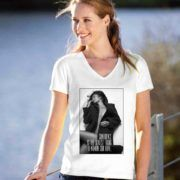 """Tricou incredere, din bumbac cu inscriptia motivationala """"Confidence is the sexiest thing a woman can have"""".  #femeie #incredere #nud #senzual #sexy# #tricou #tricouripersonalizate"""