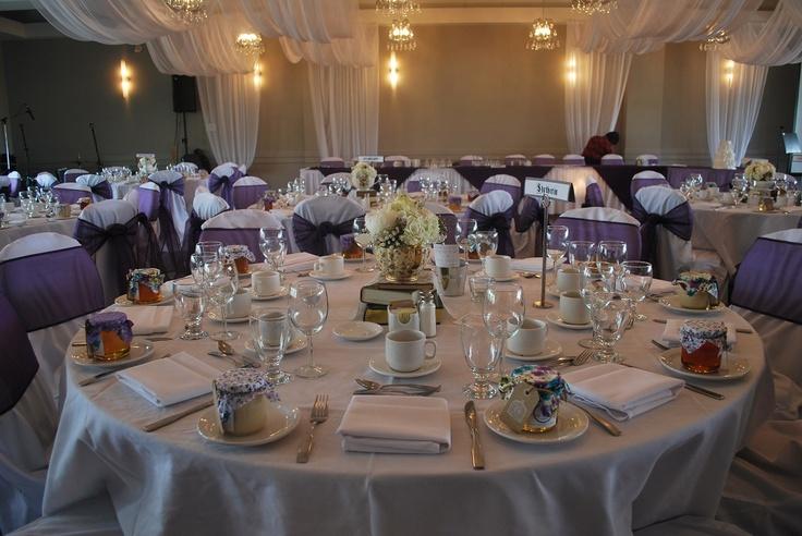 Greenside Banquet Room At Mayfair Lakes Weddings At