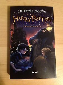 Harry Potter and the Sorcerer s Stone, Slovak (Harry Potter a Kameň mudrcov) | eBay