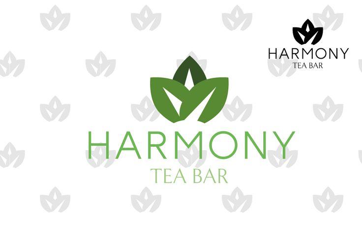 логотип для чайного бара «harmony» vatcheev@gmail.com