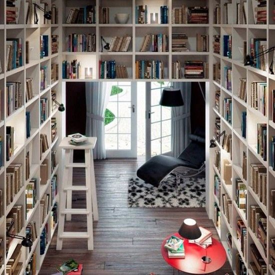 13 Bookshelves That Make Us Want To Drop Everything and Read Poetry