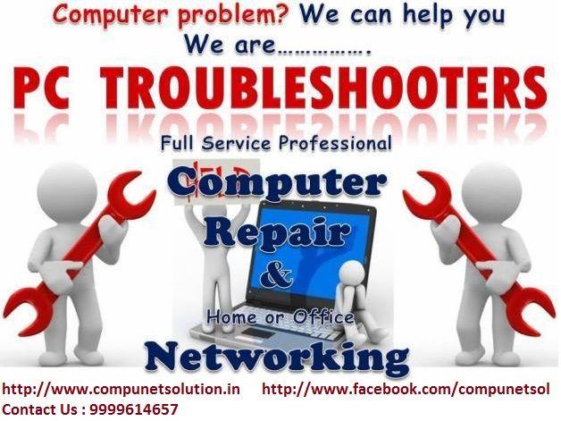 Computer Repair & maintenance in Ghaziabad