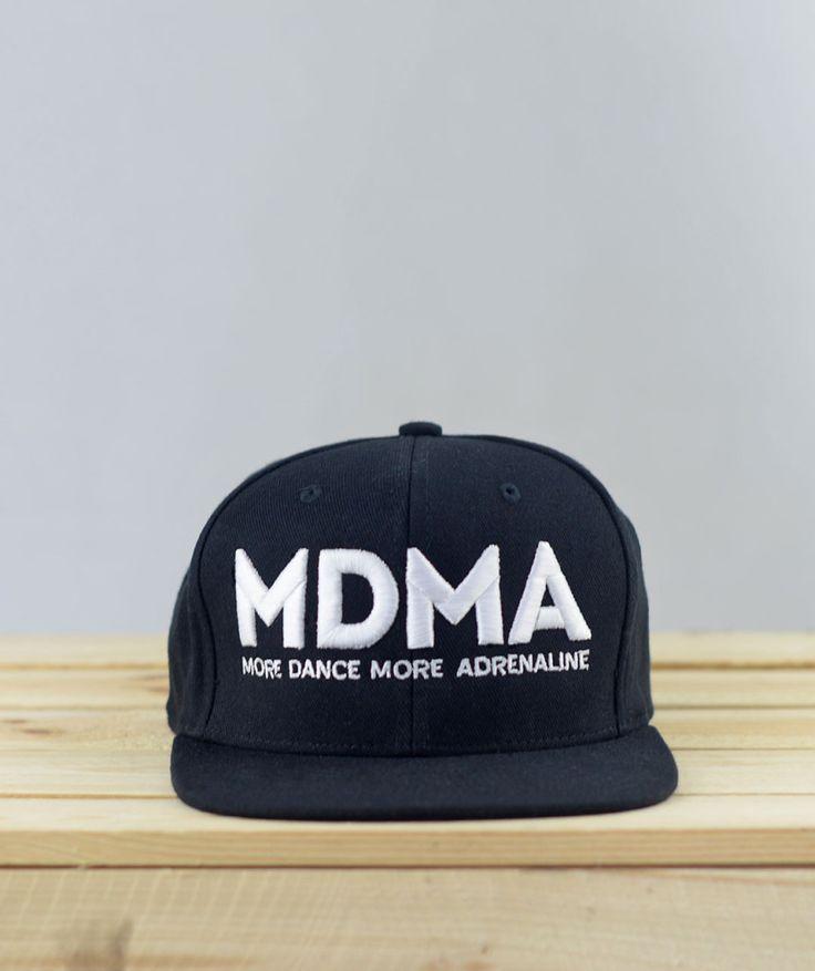 MDMA Snapback #techno #mdma #snapback
