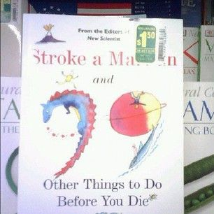 And the placement of this sticker, which might turn this into a very interesting bucket list book. | 19 Unbelievably Laughable Book Fails