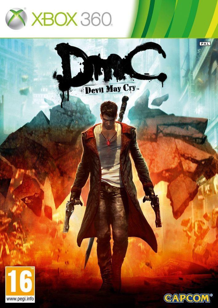 DMC   Devil May Cry    XBOX  360  nuovo!!!