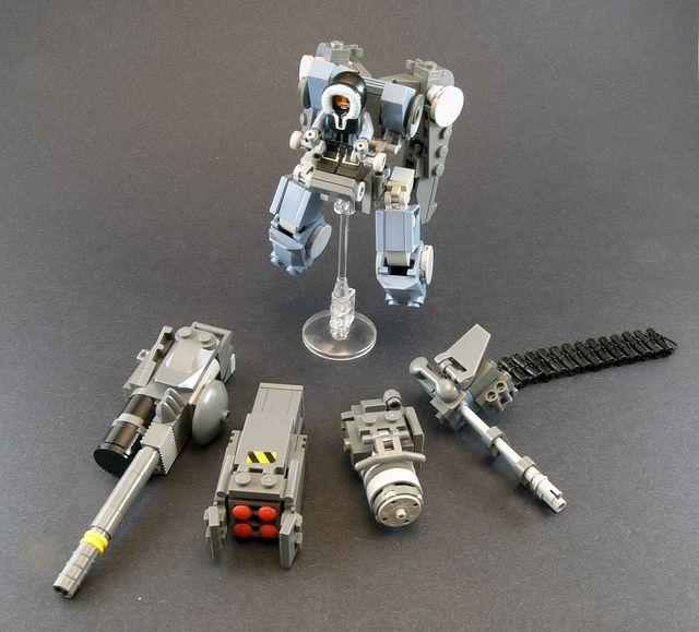 lego claw machine instructions