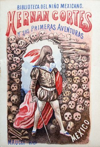 From the Americas Collections blog post 'Posada's Biblioteca del Nino Mexicano'