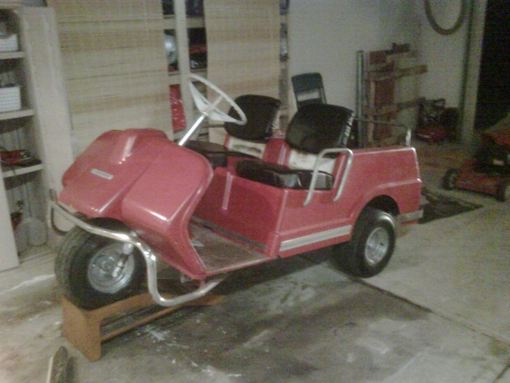 8 Best Images About Golf Cart On Pinterest The 70s Seat